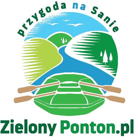 ZielonyPonton.pl | Spływy Pontonowe w Bieszczadach