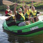 atrakcje dla szkół Bieszczady, wycieczka szkolna w Bieszczady, spływy dla szkół