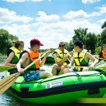 atrakcje-bieszczady-pontony-szkoły