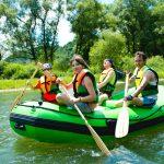 atrakcje Bieszczady, atrakcje dla szkół, atrakcje dla szkół w Bieszczadach, spływy pontonowe dla szkół,