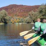 atrakcje dla grupy zorganizowanej Bieszczady, spływy dla seniorów, Bieszczady spływy pontonowe dla grup