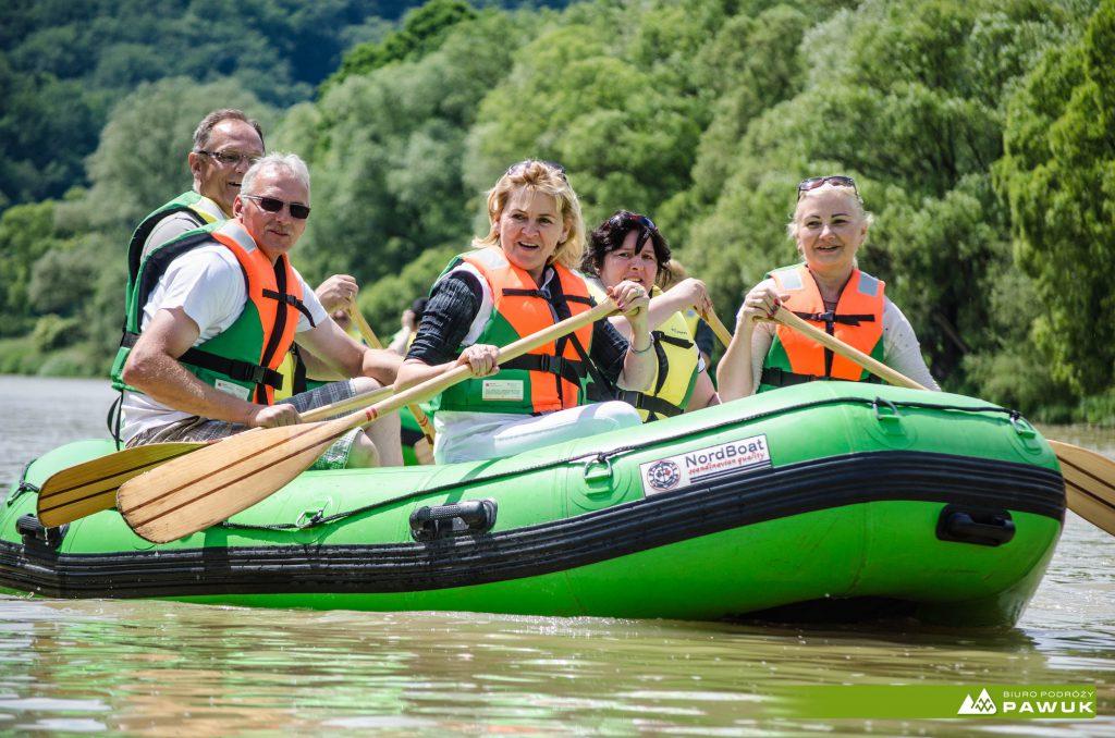 spływy w Bieszczadach, spływy dla grup, atrakcje dla grup Bieszczady