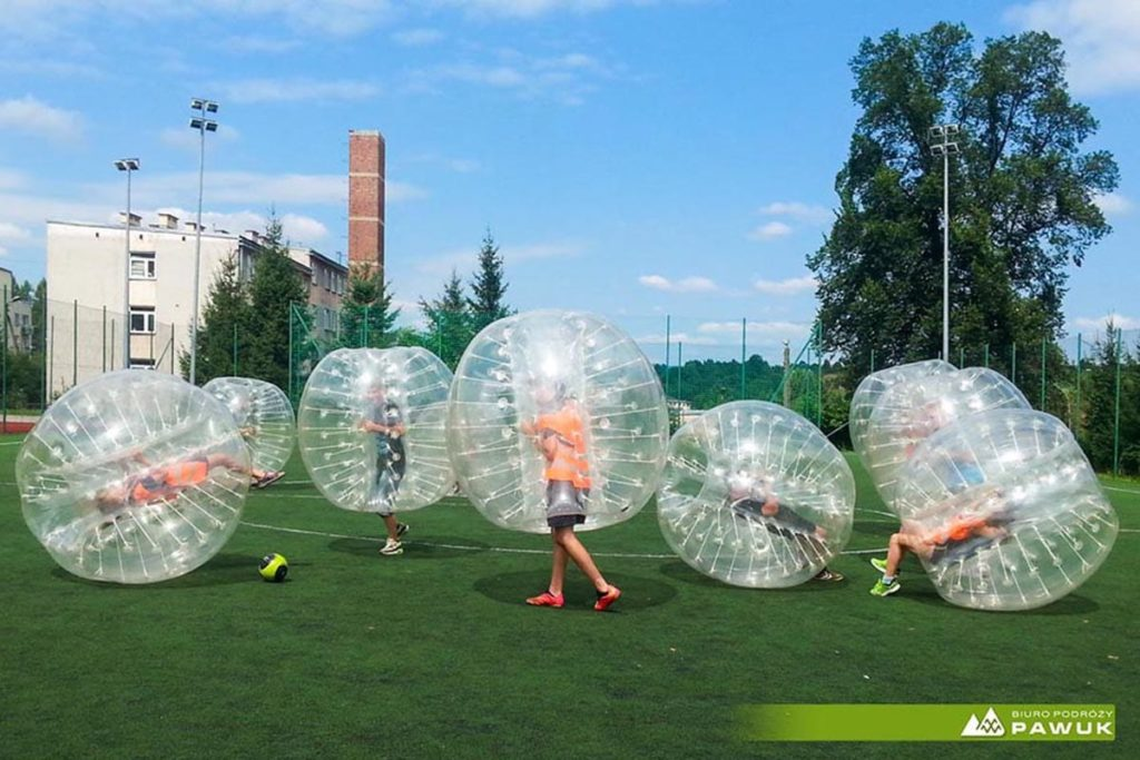 bumper-ball-bieszczady-atrakcje-szkoly-zielony-ponton-9