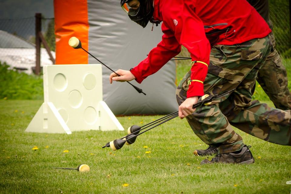 luczniczy-paintbal-w-bieszczadach-archery-tag-atrakcje-4