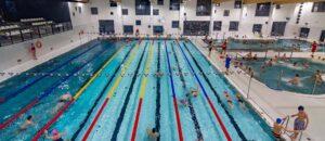 Nowoczesny basen - sport i rekreacja w Sanoku.
