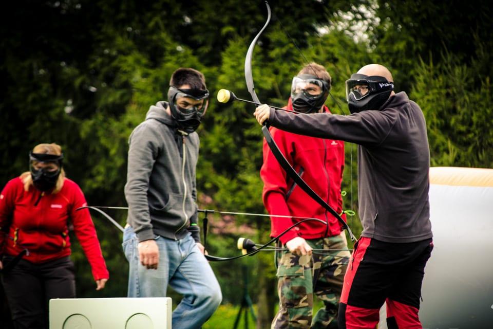 luczniczy-paintbal-w-bieszczadach-archery-tag-atrakcje-2