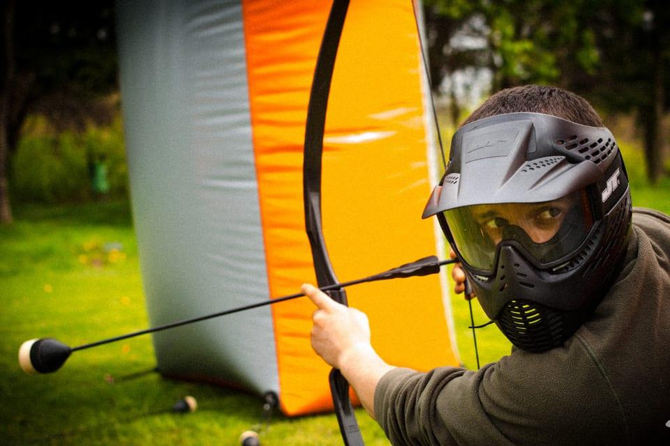 luczniczy-paintbal-w-bieszczadach-archery-tag-atrakcje-5