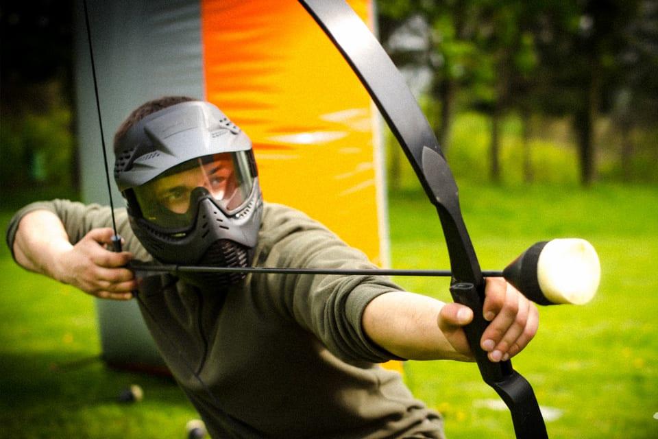 luczniczy-paintbal-w-bieszczadach-archery-tag-atrakcje-8