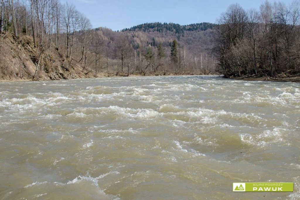 splyw-górny-san-raftin-bieszczady-wiosna (3)