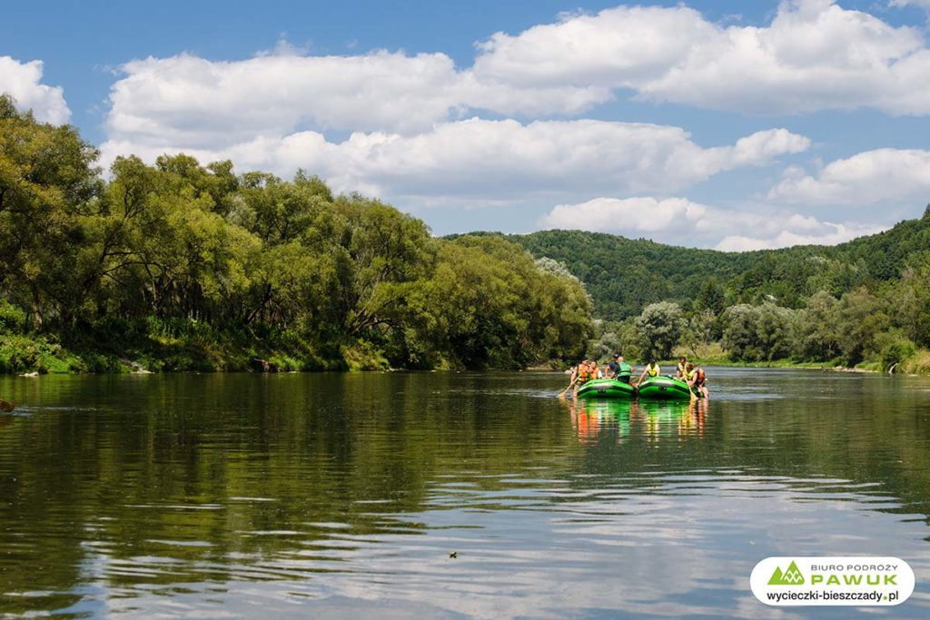 wycieczka-splywy-sanem-atrakcje-bieszczady-zielony-ponton-san-13